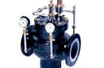 "Water Level Control And Pressure Regulating Auto Valves ""RESOUW AUTO VALVE"" RA Series"