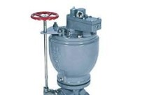 "Air Valves for Sewerage ""MUDDY AIR"" Model AR-M1"